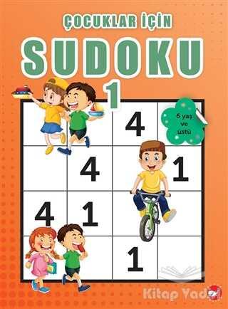 Beyaz Balina Yayınları - Çocuklar İçin Sudoku 1