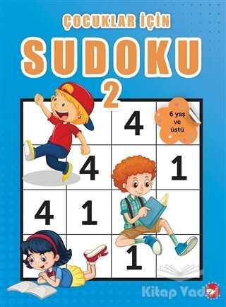 Beyaz Balina Yayınları - Çocuklar İçin Sudoku 2