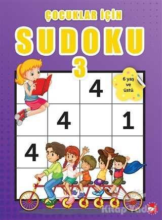Beyaz Balina Yayınları - Çocuklar İçin Sudoku 3