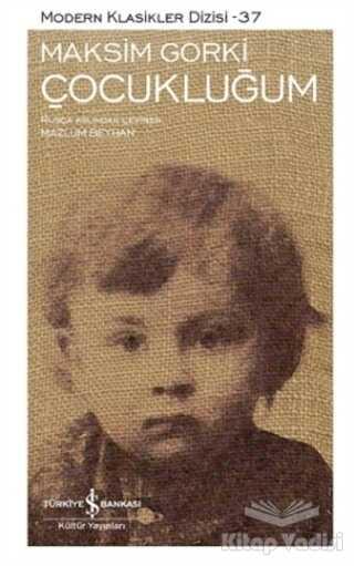 İş Bankası Kültür Yayınları - Çocukluğum