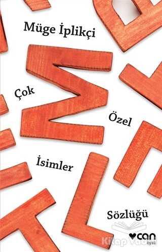Can Yayınları - Çok Özel İsimler Sözlüğü