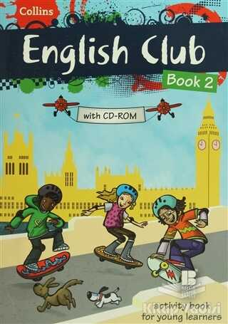 Bilge Kültür Sanat - Collins English Club Book 2