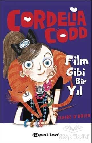 Epsilon Yayınevi - Cordelia Codd - Film Gibi Bir Yıl