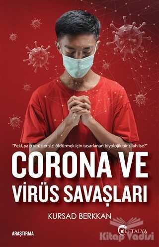 Eftalya Kitap - Corona ve Virüs Savaşları