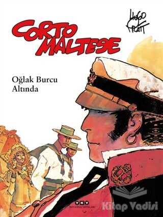 Yapı Kredi Yayınları - Corto Maltese 2 - Oğlak Burcu Altında