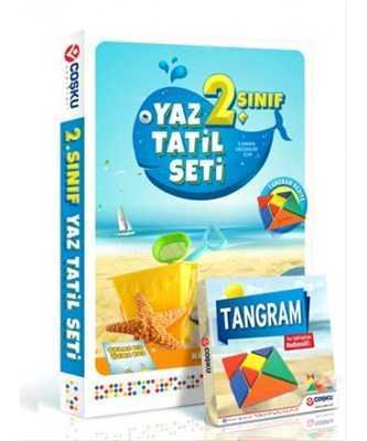Coşku Yayınları - 2. Sınıf Yaz Tatil Seti