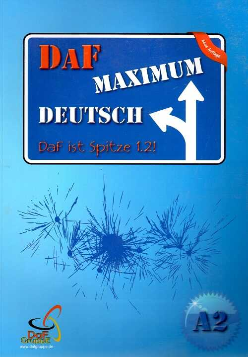 Yds Publishing - Daf Maksimum Deutsch A2