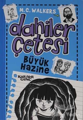 Kariyer Yayınları - Dahiler Çetesi - Büyük Hazine