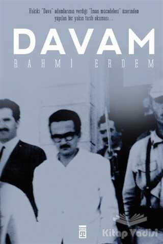 Timaş Yayınları - Davam