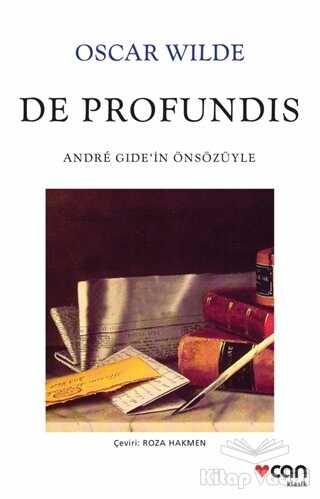 Can Yayınları - De Profundis