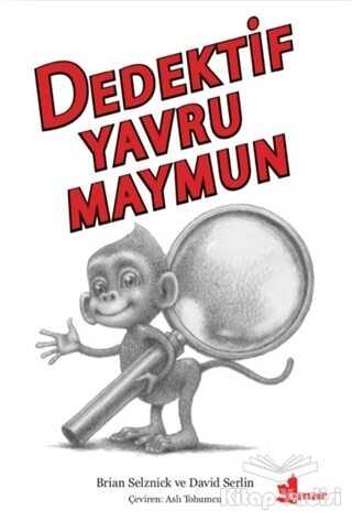 Çınar Yayınları - Dedektif Yavru Maymun