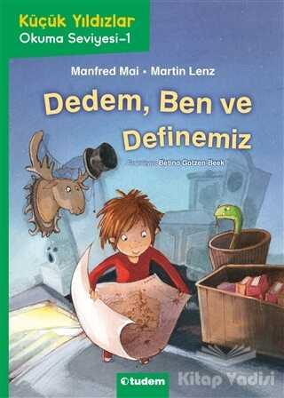 Tudem Yayınları - Dedem, Ben ve Definemiz - Küçük Yıldızlar Okuma Seviyesi -1