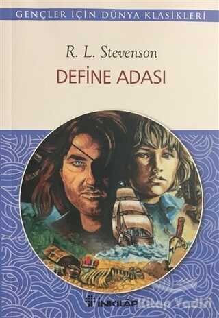 İnkılap Kitabevi - Gençlik Kitapları - Define Adası