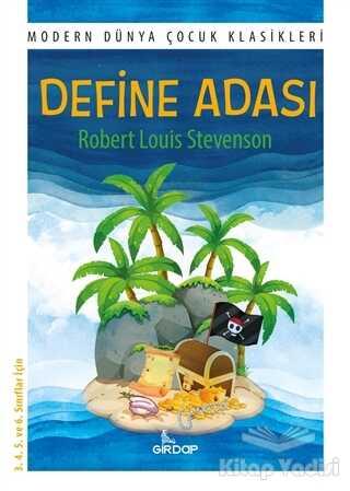 Girdap Kitap - Define Adası