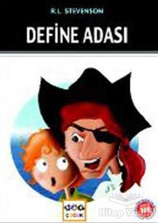 Nar Yayınları - Define Adası (Milli Eğitim Bakanlığı İlköğretim 100 Temel Eser)