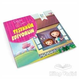 Dörtgöz Yayınları - Değerler Serisi 8 - Teşekkür Ediyorum