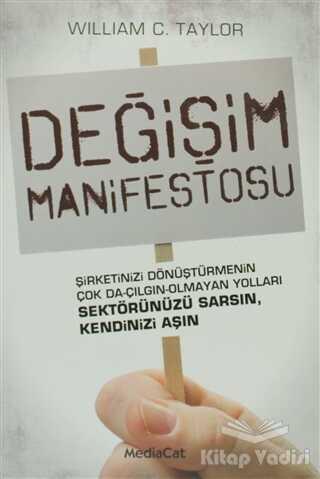 MediaCat Kitapları - Değişim Manifestosu