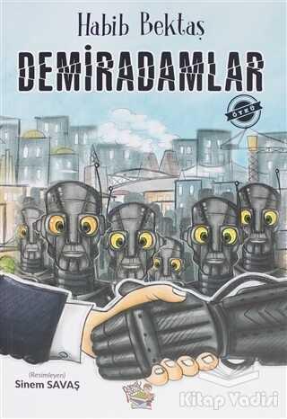 Parmakçocuk Yayınları - Demiradamlar