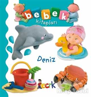 Bıcırık Yayınları - Deniz - Bebek Kitapları