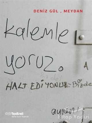 Yapı Kredi Yayınları - Deniz Gül, Meydan