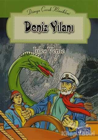 Parıltı Yayınları - Deniz Yılanı