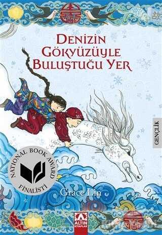 Altın Kitaplar - Denizin Gökyüzüyle Buluştuğu Yer