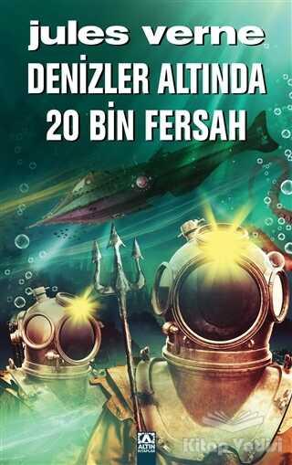 Altın Kitaplar - Denizler Altında 20 Bin Fersah (Ciltli)