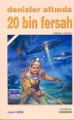 Tomurcuk Yayınları - Denizler Altında 20 Bin Fersah