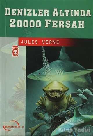 Timaş Çocuk - Klasikler - Denizler Altında 20000 Fersah