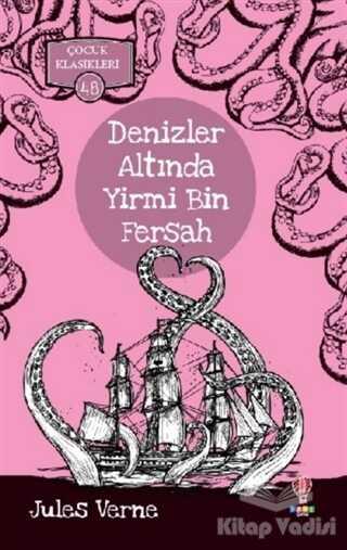 Dahi Çocuk Yayınları - Denizler Altında Yirmi Bin Fersah - Çocuk Klasikleri 48