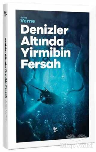 Halk Kitabevi - Denizler Altında Yirmibin Fersah