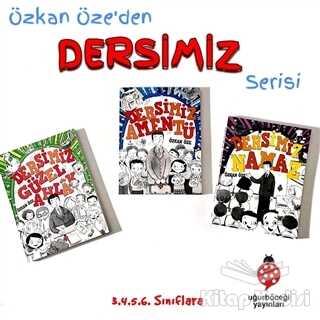 Uğurböceği Yayınları - Dersimiz Serisi Seti (3 Kitap Takım)