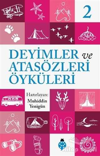 Uğurböceği Yayınları - Deyimler ve Atasözleri Öyküleri - 2