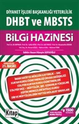 Kitap Dünyası - Dhbt Ve Mbsts Bilgi Hazinesi / H.Hüseyin Sofuoğlu /
