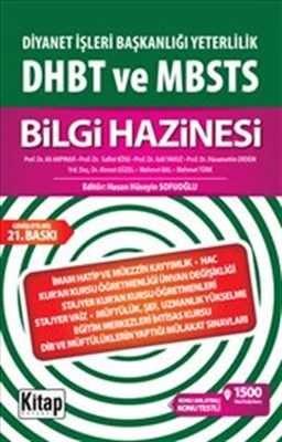 Kitap Dünyası Yayınları - DHBT VE MBSTS BİLGİ HAZİNESİ / H.HÜSEYİN SOFUOĞLU / Kitap Dünyası yay