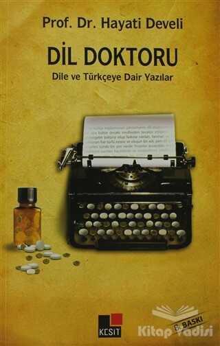 Kesit Yayınları - Dil Doktoru