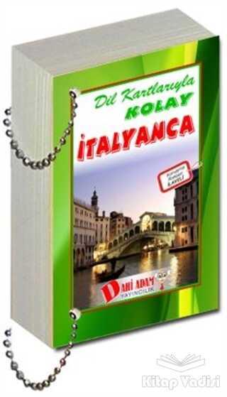 Dahi Adam Yayıncılık - Dil Kartlarıyla Kolay İtalyanca