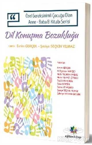 Eğiten Kitap - Dil Konuşma Bozukluğu