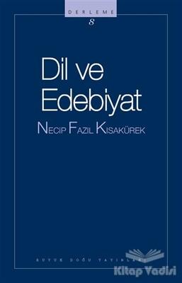 Büyük Doğu Yayınları - Dil ve Edebiyat