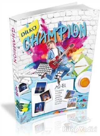 Dilko Yayıncılık - Dilko 10. Sınıf Champion Students Book A2-B1