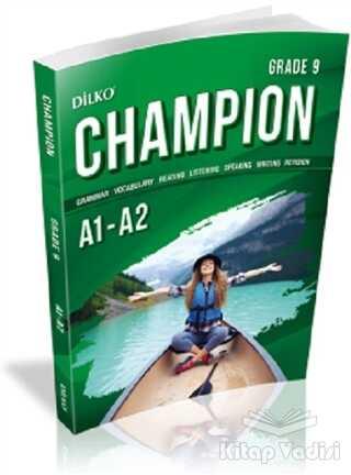Dilko Yayıncılık - Dilko 9. Sınıf Champion Students Book A1-A2