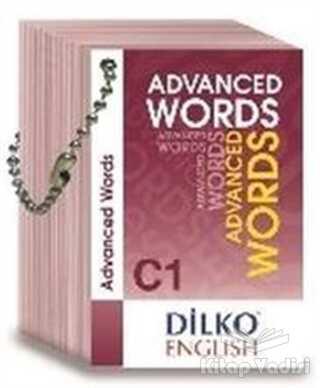 Dilko Yayıncılık - Dilko Advanced Words C1 Kelime Kartı