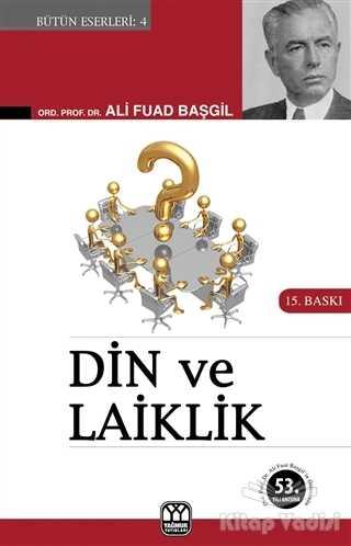 Yağmur Yayınları - Din ve Laiklik