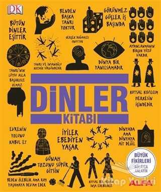 Alfa Yayınları - Dinler Kitabı