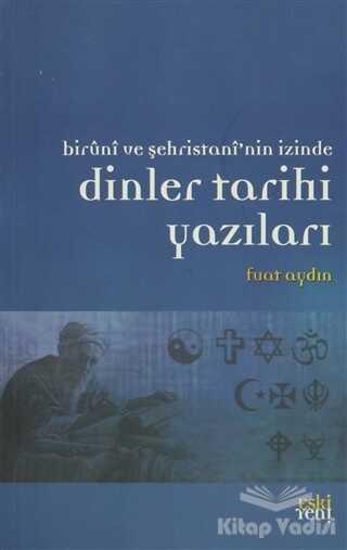 Eski Yeni Yayınları - Dinler Tarihi Yazıları