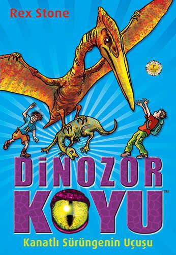 Artemis Yayınları - Dinozor Koyu 4 - Kanatlı Sürüngenin Uçuşu