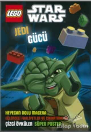 Doğan Egmont Yayıncılık - Disney Lego Star Wars - Jedi Gücü