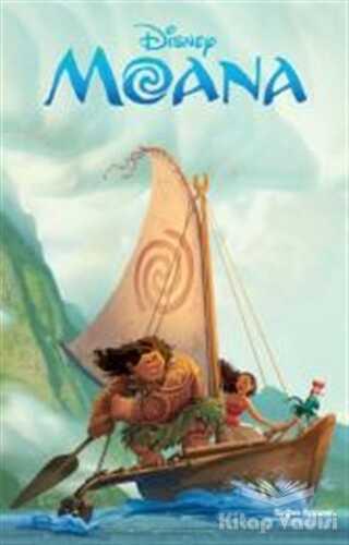Doğan Egmont Yayıncılık - Disney Moana Filmin Öyküsü