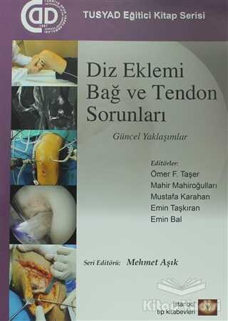 İstanbul Tıp Kitabevi - Diz Eklemi Bağ ve Tendon Sorunları