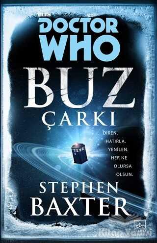 İthaki Yayınları - Doctor Who: Buz Çarkı